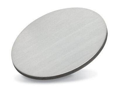 Aluminum Scandium target purity: 99,9 %