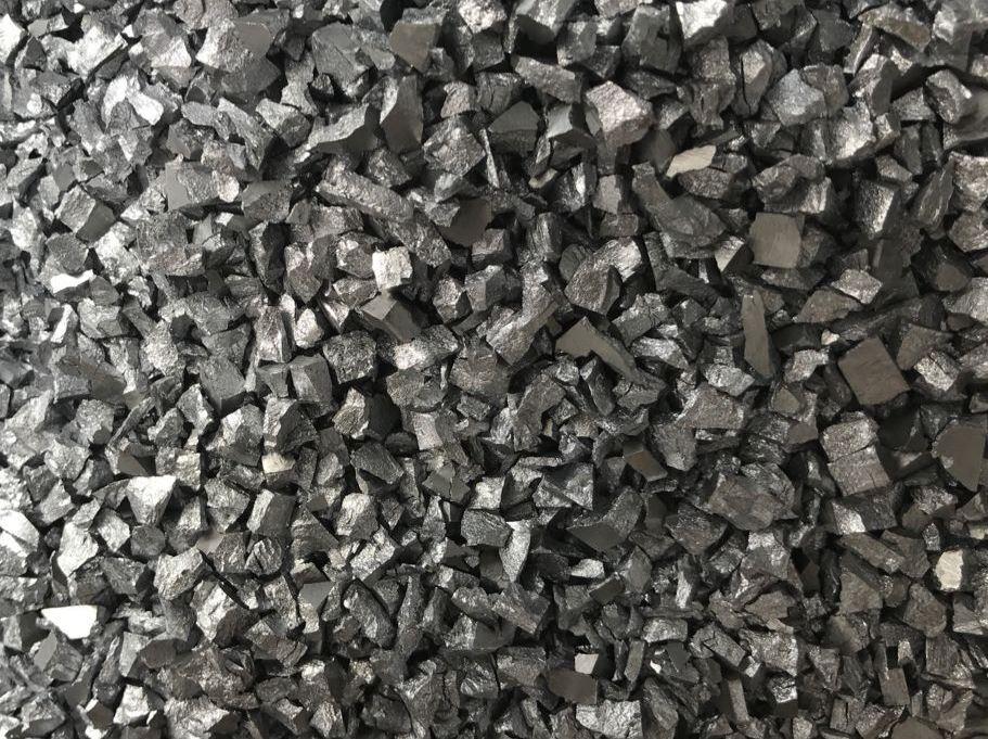 Chromium evaporation Pellets, purity: 99,5 %