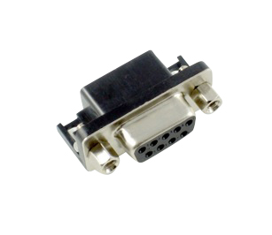 Mating connector kit for CVM211 Stinger module (9-pin D)