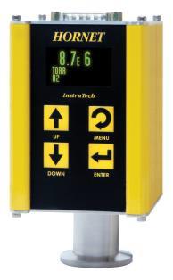 CCM501 Hornet cold cathode vacuum gauge. DN40CF flange