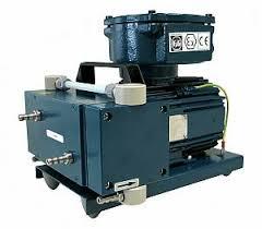 ATEX diaphragm pump MPC 301 Zp Ex II 2G c II B T4x