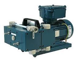 ATEX diaphragm pump MPC 601 Tp Ex II 2G c II B T4x