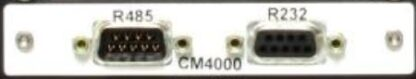 FlexRax 4000 Slot 7 Serial communications option - RS485/RS232