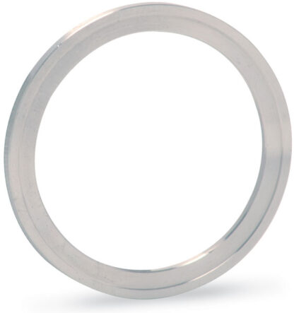 Silver plated annealed Copper gasket (ID 16,0mm; OD 21,3mm), DN19CF