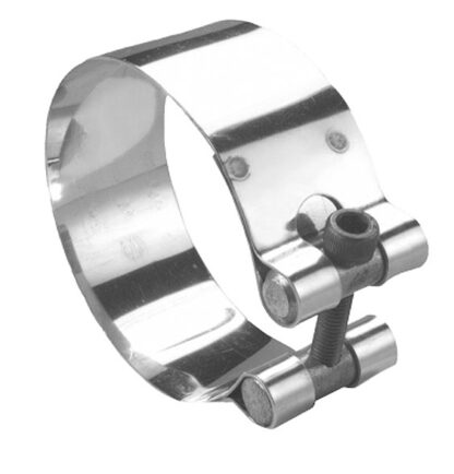 Round shaped metal band heater (250 C.) with integrated K-type thermocouple