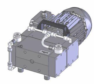 ATEX diaphragm pump MPC 901 Zp ATEX Kat II 3G c II B T3x