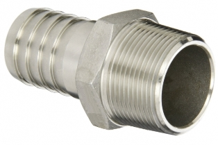 "Hose termination 3/4"" for VisiTrap (2 required)"
