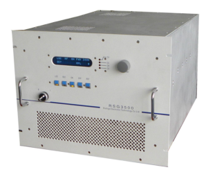 1500 Watt RF power supply 13,56 MHz including manual matching network