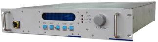 500 Watt RF power supply 13,56 MHz including manual matching network