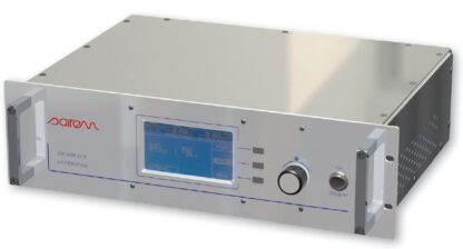 600 W, 915 MHz solid state microwave generator, water-cooled, variable frequency, automatic tuning