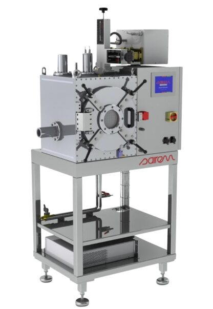 High temperature microwave-assisted furnace 6kW. Max. temperature 1700º Celsius. Volume 88 liter