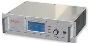 450 W, 2450 MHz solid state microwave generator, water-cooled, variable frequency, automatic tuning