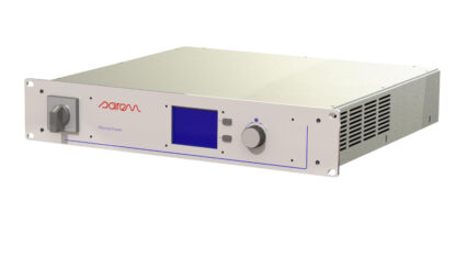 DC switch mode power supply 1.500Watt with RS232, RS422, RS484, CANopen and Profibus