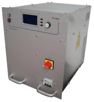 18 kW, 915 MHz magnetron based generator water cooled, continuous mode