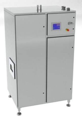 72 kW, 915 MHz magnetron based generator water cooled, continuous mode