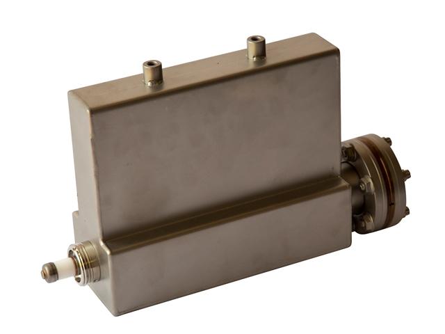 Refurbishing Riber style ion pump, 20 l/sec