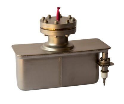 Refurbishing Varian VIP Starcell ion pump, 55 l/sec