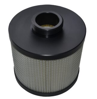 0.3 Micron HEPA filter, PVC housing with diameter 118mm