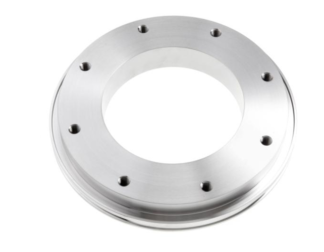 Reducer adapter flange DN250ISO-K to DN63ISO-F
