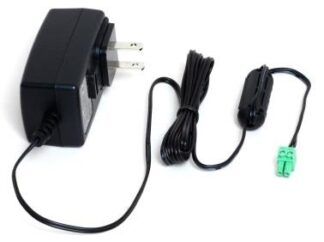 Wall mount power supply for AGC302 100-240 Vac input, 24 Vdc output