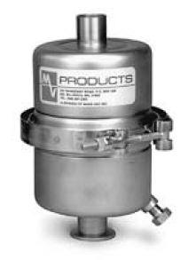 MidiMist 8 oil mist eliminator in-line with DN25KF ports