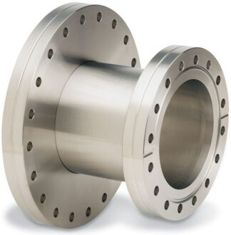 Reducer nipple 1 flange rotatable, DN200CF/DN150CF
