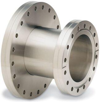 Reducer nipple 1 flange rotatable, DN200CF/DN63CF