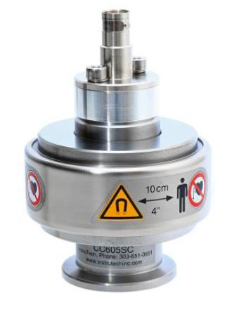 Cold cathode Inverted magnetron ionization High Vacuum gauge, DN25KF
