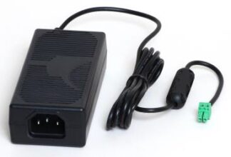 AC power supply for CCM501, CCM502, IGM401, IGM402 and WGM701. 100-240 Vac input. No power cord included