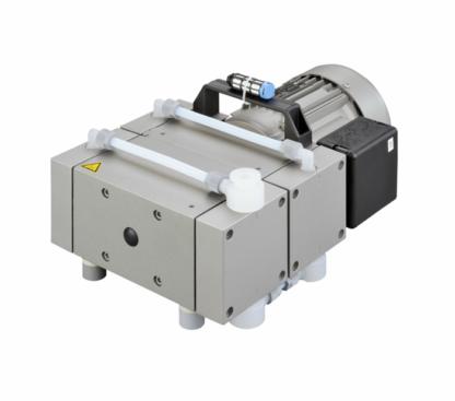 Diaphragm pump MP 601 T, 75l/min, 2mbar