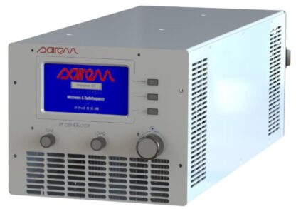 Solid state RF power supply 4000 Watt including match-box. 13,56 or 27,12 or 40,68 MHz