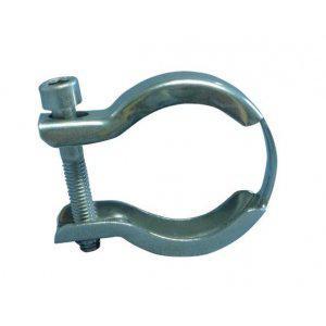 Stainless steel clamp, DN32KF/DN40KF