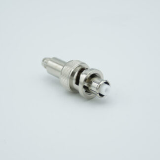 SHV-5 Coax connector for cable R/G59B/U