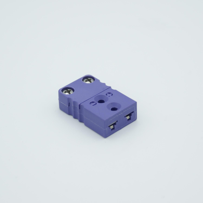 E-type miniature Thermocouple connector