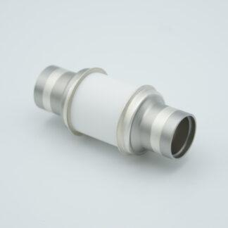 "High voltage insulator 30000V weld fitting, 1.5"" tube"
