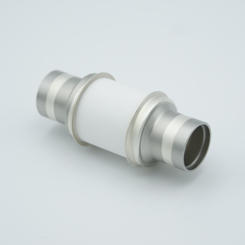 High voltage insulator 30000V weld fitting, 1.5