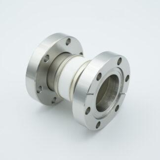 High Voltage insulator 5000V, DN40CF flange