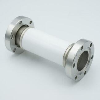 High Voltage insulator 60000V, DN40CF flange