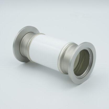 High Voltage insulator 30000V, DN40KF flange