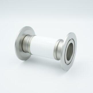 High Voltage insulator 30000V, DN50KF flange