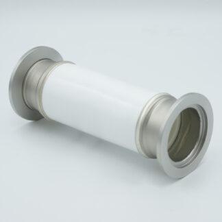 High Voltage insulator 60000V, DN40KF flange