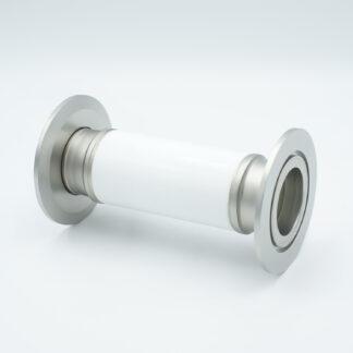 High Voltage insulator 60000V, DN50KF flange