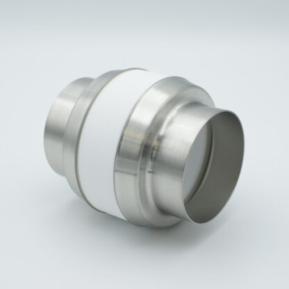 "High voltage envelope 15000V weld fitting 8,0"" tube"