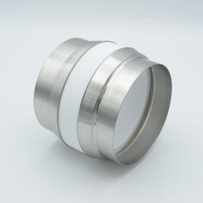 "High voltage envelope 8000V weld fitting 4,0"" tube"