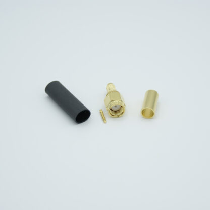 SMA Coax connector for cable R/G58B/U