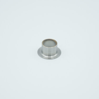 "UV grade Sapphire viewport 0.3"" view diameter and 0.62"" diameter Kovar weld adapter transmission 250nm to 5 Micron"