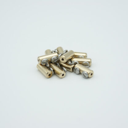 """Power in-line connectors for pin size 0,16"""""""