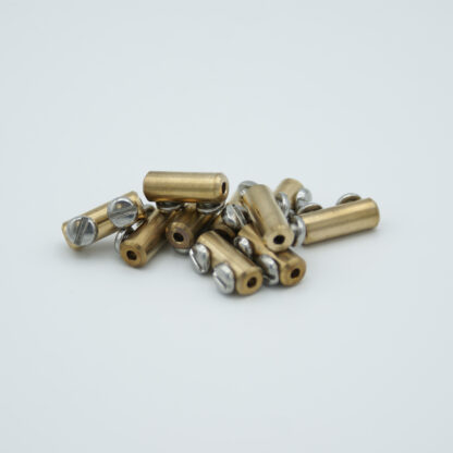 """Power in-line connectors for pin size 0,067"""""""