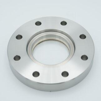 "Zero length REG-grade Sapphire 2,02"" view diameter, DN63CF"