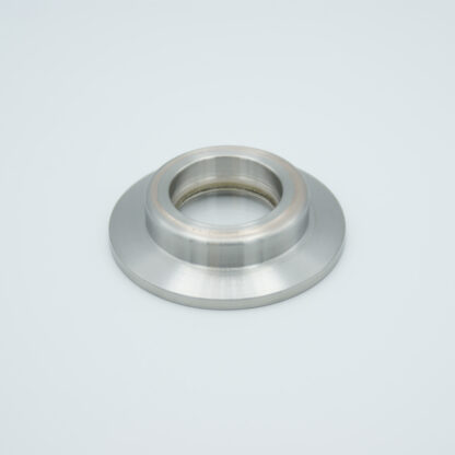 "Tubulated UV-grade Sapphire 0,77"" view diameter, DN40KF"